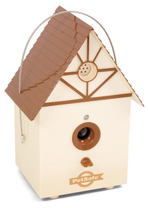 Outdoor Ultrasonic Bark Control Birdhouse