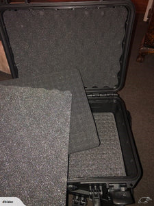 Double Alpha hard gun case - medium