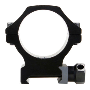 30mm X-ACCU Scope Ring Low