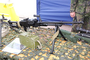 PKM general purpose machine gun