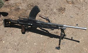 Bren light machine gun MK1 303