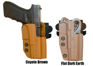 International™ Holster | Belt, Paddle, Drop Offset Holster | Comp-Tac CZP10-c