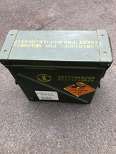 Load image into Gallery viewer, 25mm inert round ammo box