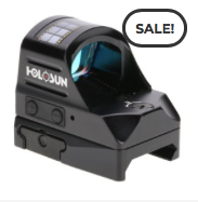 Load image into Gallery viewer, Holosun HS407C – 2 MOA Dot