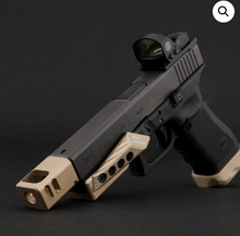 Load image into Gallery viewer, RMR/Holosun Rear Sight Mount – Glock 17/19/22/23/34/35