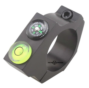 Tac Vector 25.4 mm acd bubble level ring and compass