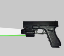 Load image into Gallery viewer, Doublecross w/ Green Laser laser/light combo