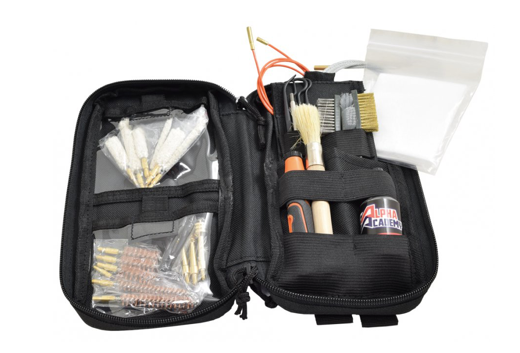 Double Alpha universal cleaning kit