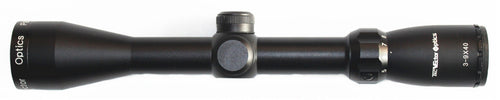 Vector Pacer 3-9x40 scope rings included