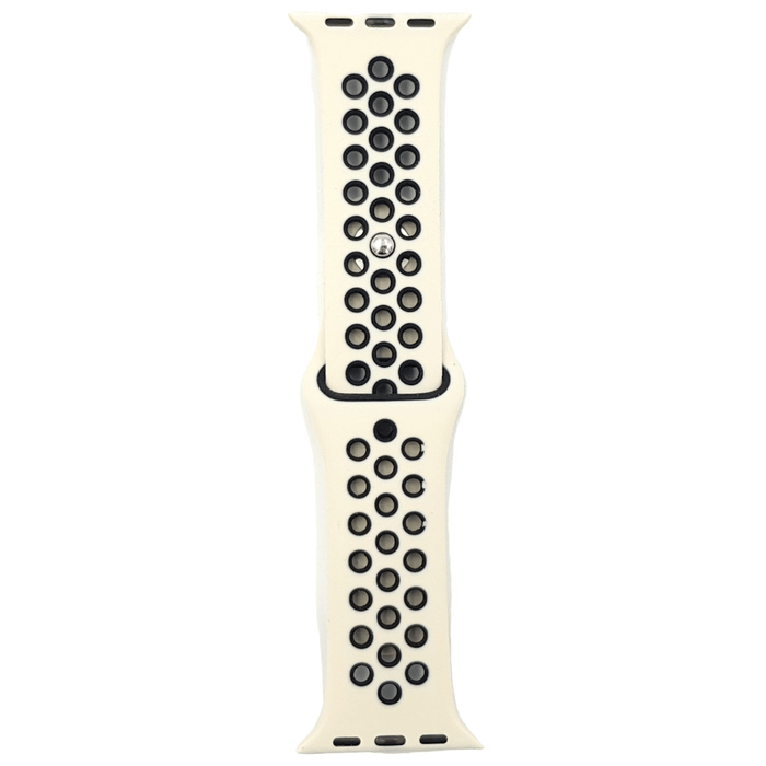 Bracelet montre silicone M/L- 42/44 mm | Apple Watch serie 1 2 3 4 5 - Streetiz