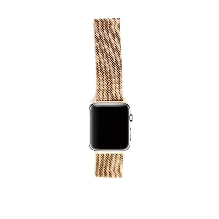 Bracelet Milanais montre M/L - 40/42 mm | Apple Watch serie 1 2 3 4 5 - Streetiz