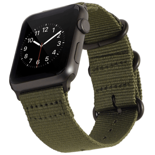 Bracelet Tissu montre M/L - 40/42 mm | Apple Watch serie 1 2 3 4 5 - Streetiz