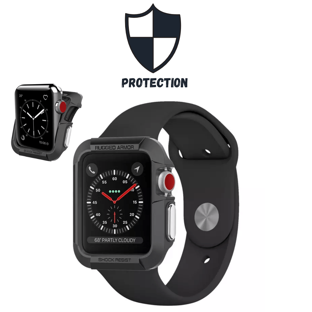 Apple Watch Resist Shock Protection - Streetiz