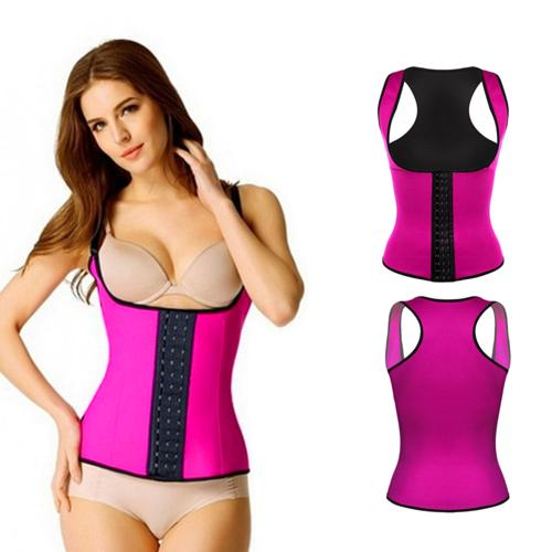3 Hook Waist Trainer-Posture Improving Cincher!