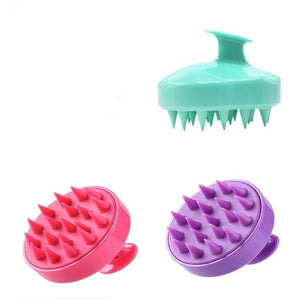 3 in 1 Scalp Massage LUSH Shampoo Brush (2019)