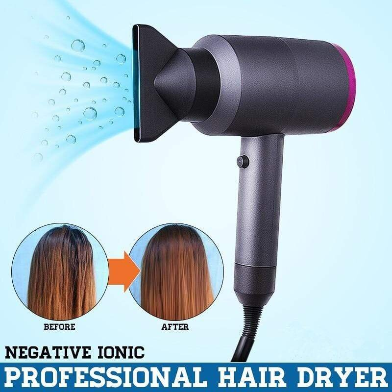 Ionic Professional Hair Travel Dryer Blower