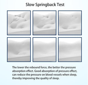 Memory Foam Bedding Pillow