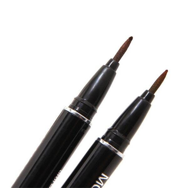 Waterproof Brown Monomola Eye Brow Eyebrow Pen Liner