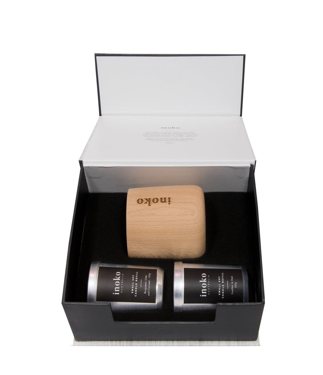 Inoko Small Timber Gift Set