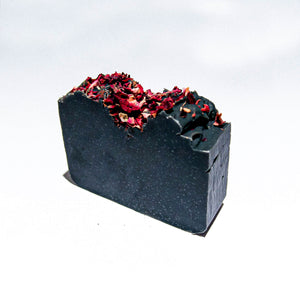 Black Rose Soap Bar