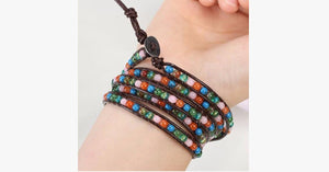Aphrodite Wrap Bracelet - FREE SHIP DEALS