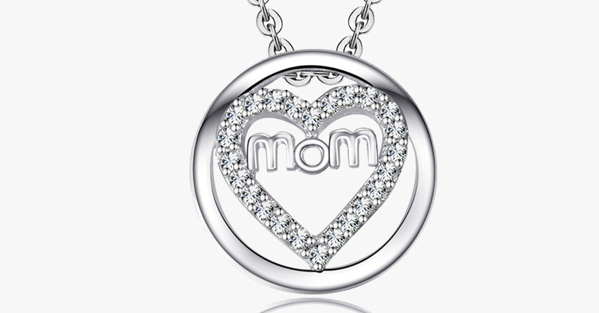 Mom Heart - FREE SHIP DEALS