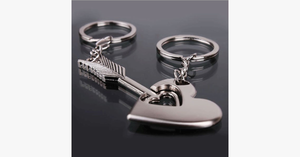 Cupid's Arrow Keychain - FREE SHIP DEALS