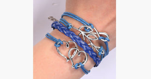Infinite Nature Love Bracelet - FREE SHIP DEALS