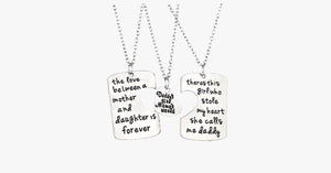 Daddy's Girl Mama's World Set - FREE SHIP DEALS