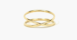 Infinity Cross Over Ring