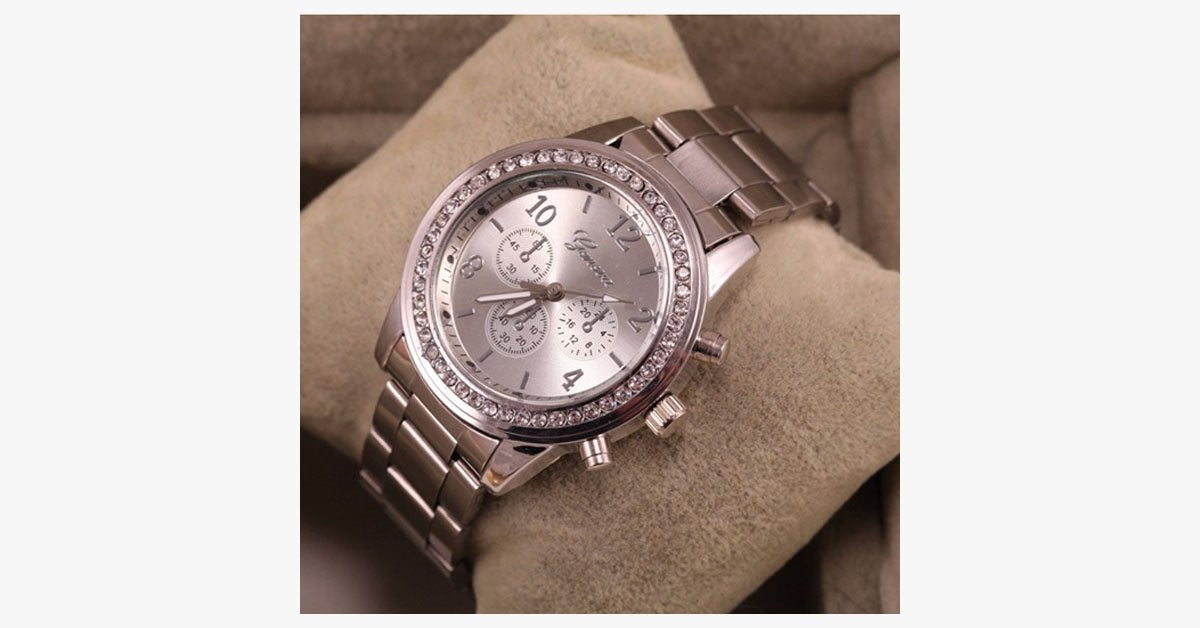 Elegant Quartz Watch - FREE SHIP DEALS