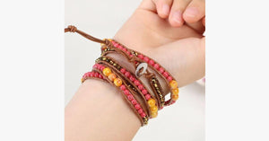 Athena‎ Wrap Bracelet - FREE SHIP DEALS