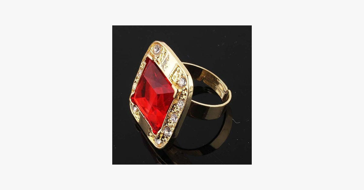 Bold Garnet Set - FREE SHIP DEALS
