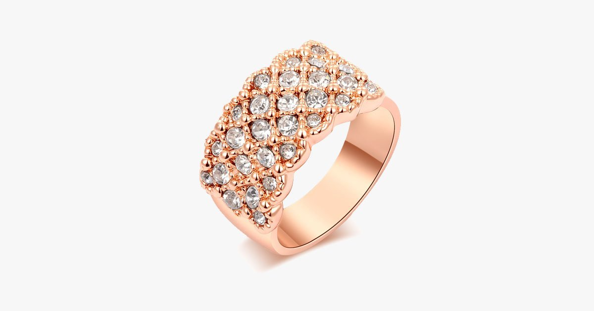 Bold Promise Ring - FREE SHIP DEALS