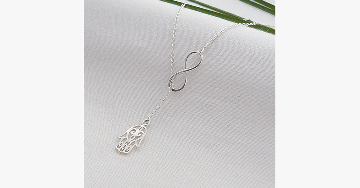 Infinite Luck Pendant - FREE SHIP DEALS
