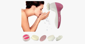 Facial Cleansing System-5 Piece - FREE SHIP DEALS