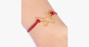 Origami Fox Boho-Bracelet - FREE SHIP DEALS