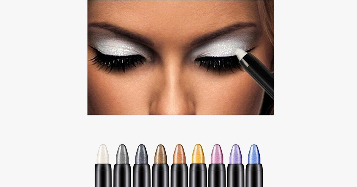 Glitter Highlighter Eye Pens - FREE SHIP DEALS