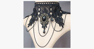 Enchanting Lace Choker - FREE SHIP DEALS
