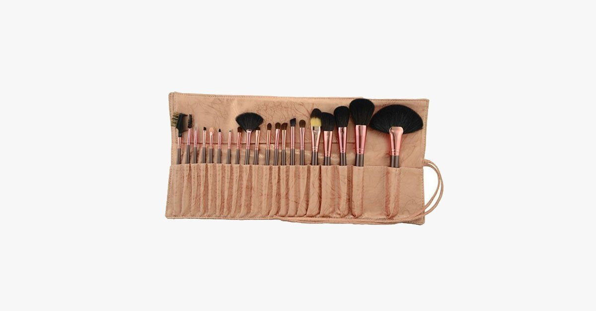 Coco Bronze Brush Set - FREE SHIP DEALS