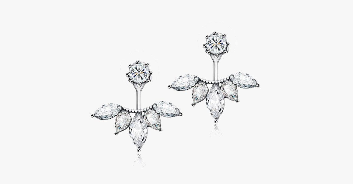 Exquisite Leaf Stud Earrings - FREE SHIP DEALS