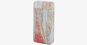 Marble Rechargeable Windproof Lighter