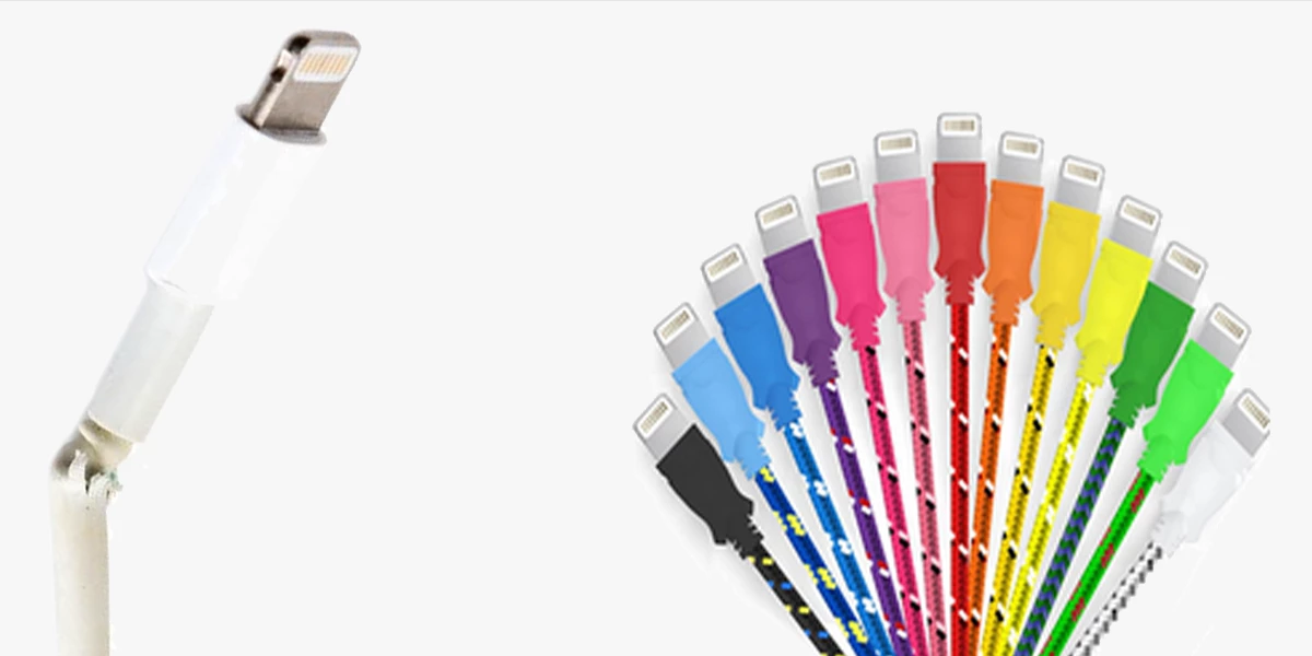 10 Feet (3M) Braided Lightning Cable For iPhone | iPod | iPad