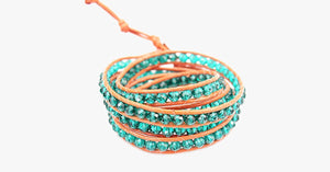 Leprechaun Wrap Bracelet - FREE SHIP DEALS