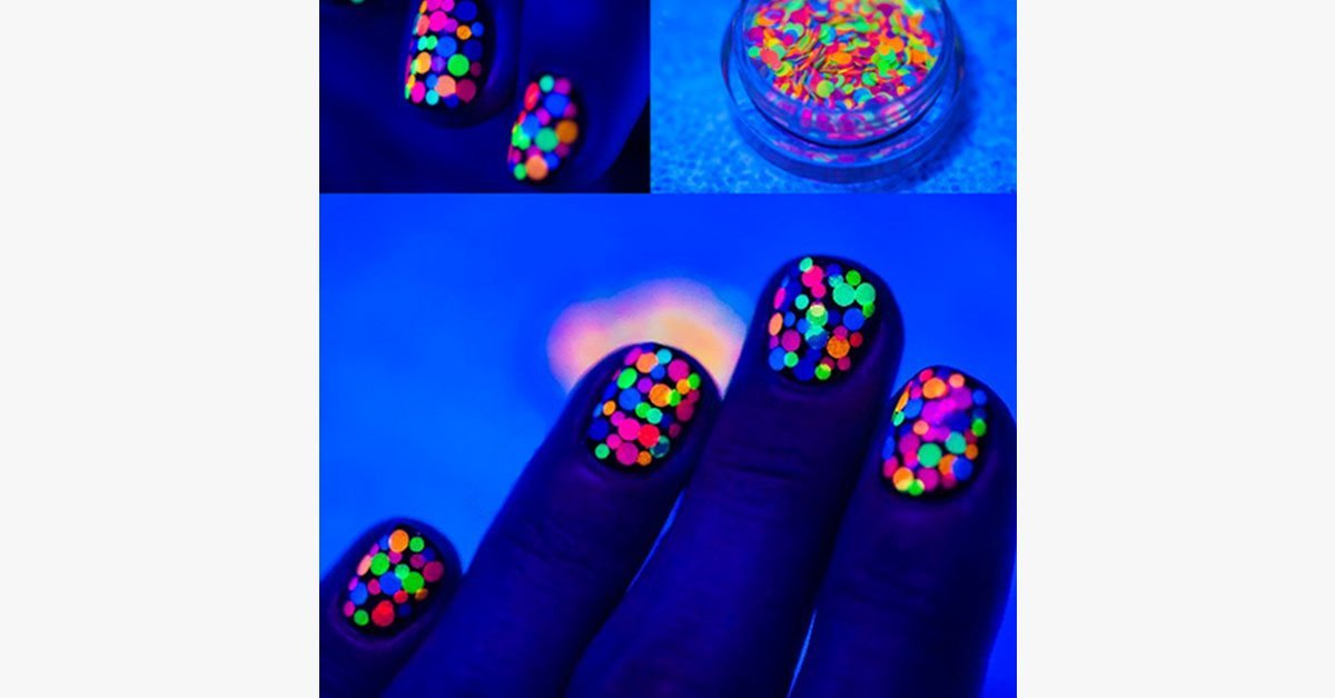 Multicolor Radiant Nail Designs [PRE-RELEASE] - FREE SHIP DEALS