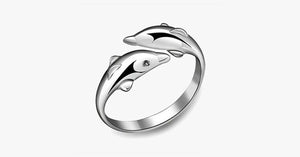 Dolphin Ring - FREE SHIP DEALS