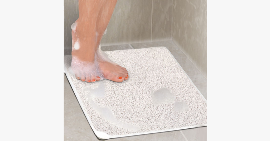 Non-Slip Bathroom Shower Mat - FREE SHIP DEALS
