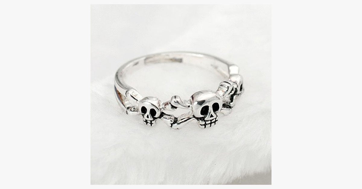 Fashion Skull Ring - FREE SHIP DEALS