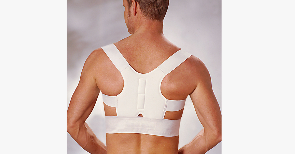 Posture Corrective Back Brace - FREE SHIP DEALS