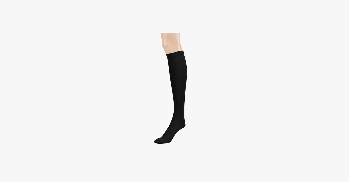 Knee High Slimming Compression Socks - FREE SHIP DEALS